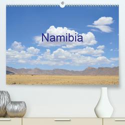Namibia (Premium, hochwertiger DIN A2 Wandkalender 2020, Kunstdruck in Hochglanz) von Oechsner,  Richard