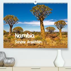 Namibia – Schöne Ansichten (Premium, hochwertiger DIN A2 Wandkalender 2020, Kunstdruck in Hochglanz) von Paszkowsky,  Ingo