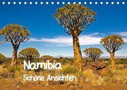 Namibia – Schöne Ansichten (Tischkalender 2019 DIN A5 quer) von Paszkowsky,  Ingo