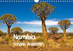Namibia – Schöne Ansichten (Wandkalender 2021 DIN A4 quer) von Paszkowsky,  Ingo
