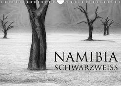 Namibia schwarzweiß (Wandkalender 2018 DIN A4 quer) von Voss,  Michael