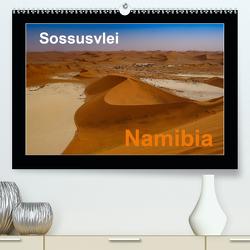 Namibia – Sossusvlei (Premium, hochwertiger DIN A2 Wandkalender 2020, Kunstdruck in Hochglanz) von Seidl,  Hans