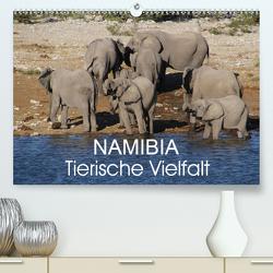 Namibia – Tierische Vielfalt (Premium, hochwertiger DIN A2 Wandkalender 2020, Kunstdruck in Hochglanz) von Morper,  Thomas