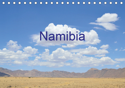 Namibia (Tischkalender 2021 DIN A5 quer) von Oechsner,  Richard