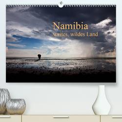 Namibia – weites, wildes Land (Premium, hochwertiger DIN A2 Wandkalender 2021, Kunstdruck in Hochglanz) von Nast-Linke,  Ute