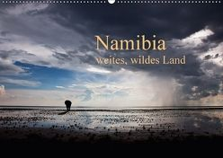 Namibia – weites, wildes Land (Wandkalender 2018 DIN A2 quer) von Nast-Linke,  Ute