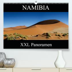 Namibia – XXL Panoramen (Premium, hochwertiger DIN A2 Wandkalender 2021, Kunstdruck in Hochglanz) von Schonnop,  Juergen