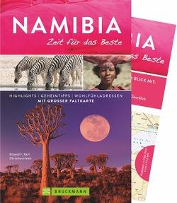 Namibia – Zeit für das Beste von Heeb,  Christian, Karl,  Roland F.
