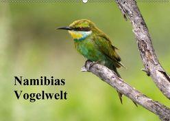 Namibias Vogelwelt (Wandkalender 2018 DIN A2 quer) von Voss,  Michael