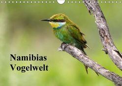 Namibias Vogelwelt (Wandkalender 2018 DIN A4 quer) von Voss,  Michael