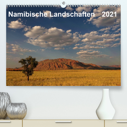 Namibische Landschaften (Premium, hochwertiger DIN A2 Wandkalender 2021, Kunstdruck in Hochglanz) von Wolf,  Gerald