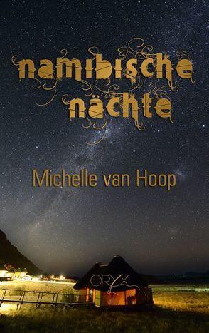 Namibische Nächte von van Hoop,  Michelle