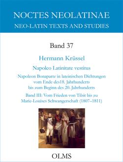 Napoleo Latinitate vestitus von Krüssel,  Hermann