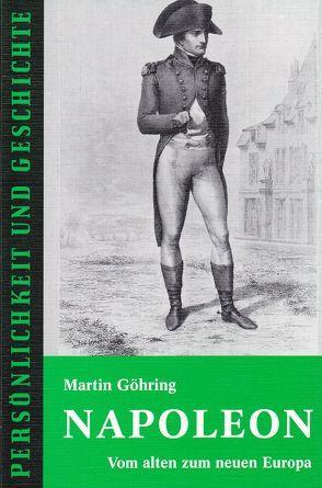 Napoleon von Franz,  Günther, Göhring,  Martin