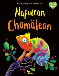 Napoleon Chamäleon von Atkins,  Andy, Cyrus,  Kurt, Faust,  Christine, Schröder,  Gesine