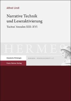 Narrative Technik und Leseraktivierung von Lindl,  Alfred
