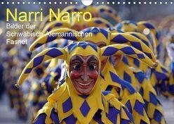 Narri Narro (Wandkalender 2019 DIN A4 quer) von N.,  N.