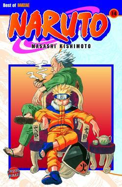 Naruto 14 von Kishimoto,  Masashi