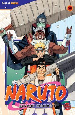 Naruto 50 von Kishimoto,  Masashi, Tsuji,  Miyuki