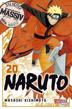 NARUTO Massiv 20 von Kishimoto, Tsuji
