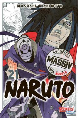 NARUTO Massiv 21 von Kishimoto,  Masashi, Tsuji,  Miyuki