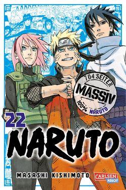 NARUTO Massiv 22 von Kishimoto,  Masashi, Tsuji,  Miyuki