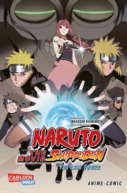 Naruto the Movie: Shippuden – The Lost Tower von Kishimoto,  Masashi