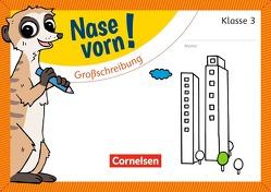 Nase vorn! – Deutsch / 3. Schuljahr – Großschreibung