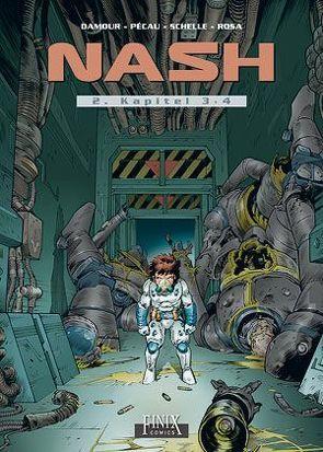 Nash / Nash Kapitel 3 + 4 von Damour, Pécau, Jean-Pierre, Rueda, Vincent