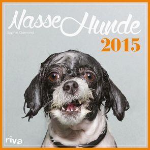 Nasse Hunde 2015 von Gamand,  Sophie