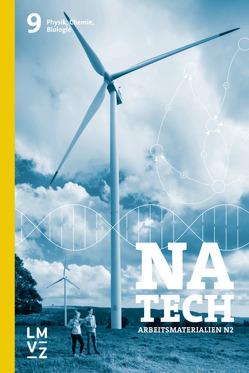 NaTech 9 Arbeitsmaterialien Niveau 2 von Autorenteam