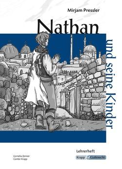 Nathan und seine Kinder – Mirjam Pressler von Krapp,  Günter, Zenner,  Cornelia