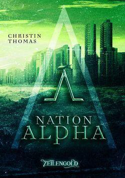 Nation Alpha von Thomas,  Christin