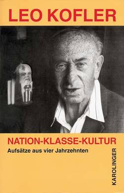 Nation-Klasse-Kultur von Kofler,  Leo