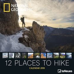 National Geographic 12 places to hike 2018