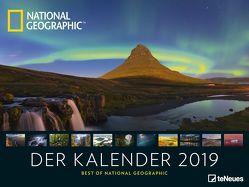 National Geographic Der Kalender2019