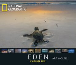 NATIONAL GEOGRAPHIC: Eden – Art Wolfe 2019