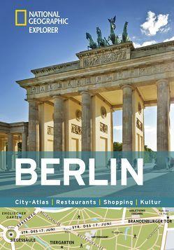 National Geographic Explorer Berlin von Bascot,  Séverine, Charmetant,  Jim, Guilbot,  Leslie