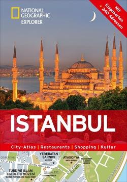 National Geographic Explorer Istanbul von Ar,  Gül, Noyoux,  Vincent, Subtil,  Julie