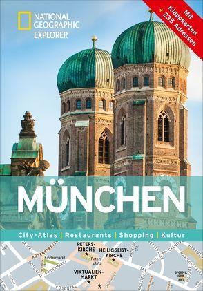 National Geographic Explorer München von Gilly,  Diane, Girard,  Guillaume, Grandferry,  Vincent