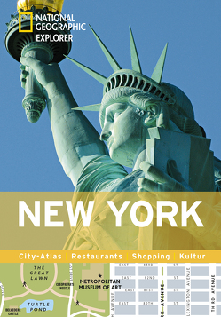 National Geographic Explorer New York von Barrely,  Christine, Pavard,  Charlotte, Vinon,  Raphaelle