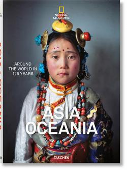 National Geographic. In 125 Jahren um die Welt. Asien&Ozeanien von Golden,  Reuel