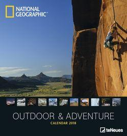 Outdoor & Adventure 2018