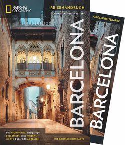 NATIONAL GEOGRAPHIC Reiseführer Barcelona von Johnen,  Ralf, Simonis,  Damian