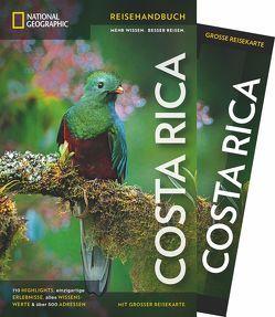 NATIONAL GEOGRAPHIC Reiseführer Costa Rica von Baker,  Christopher P.