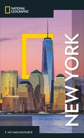 NATIONAL GEOGRAPHIC Reisehandbuch New York von Durham,  Michael S., Hanta,  Karin