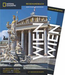 NATIONAL GEOGRAPHIC Reiseführer Wien von Geiss,  Heide Marie Karin, Woods,  Sarah