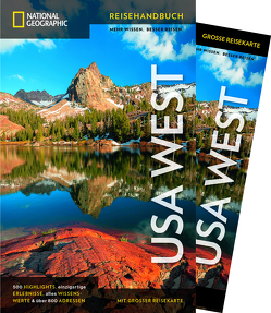 NATIONAL GEOGRAPHIC Reisehandbuch USA – Der Westen