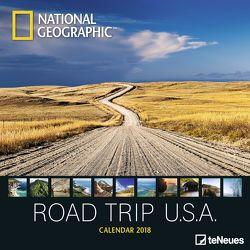 Road Trip USA 2018 NG