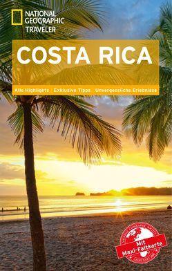 National Geographic Traveler Costa Rica mit Maxi-Faltkarte von Baker,  Christopher P.